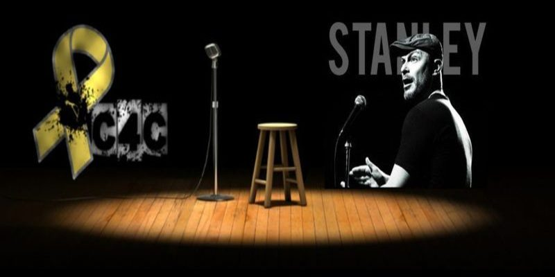 <blockquote><h3>November 2nd. 7:30 PM.</h3>Comedy 4 Cancer and UAW 228 present an evening with Mike Stanley and guests.</blockquote>