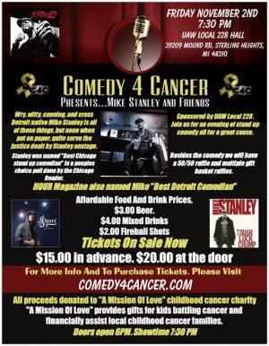 Comedy 4 Cancer