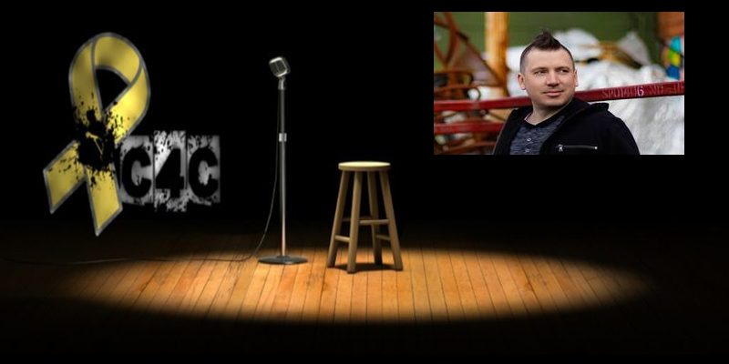 <blockquote><h3>January 26th. 7:00 PM.</h3>Comedy 4 Cancer and UAW 228 present an evening with Dave Landau, Corey Hall and Nate Armbruster.</blockquote>